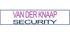 Van der Knaap Security Logo